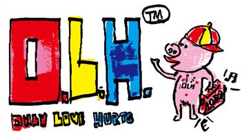 O.L.H.(Only Love Hurts a.k.a. 面影ラッキーホール) オフィシャルサイト